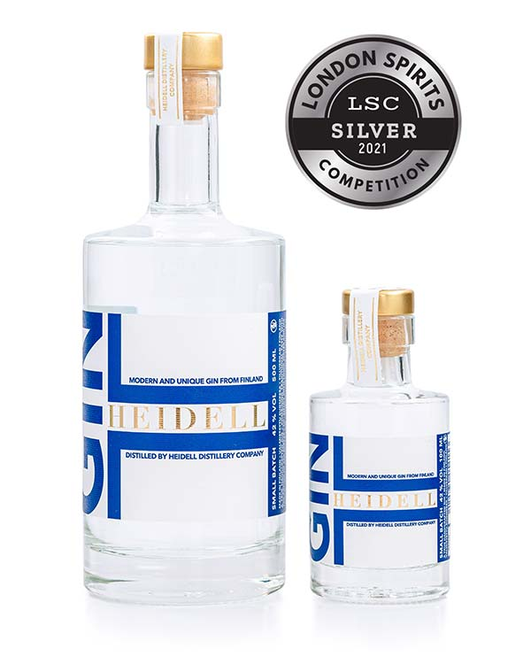 Heidell Gin product photo