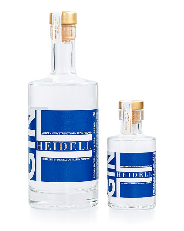 Heidell NS Gin product photo